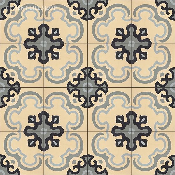 Cement Tile Shop Handmade Cement Tile Toulouse