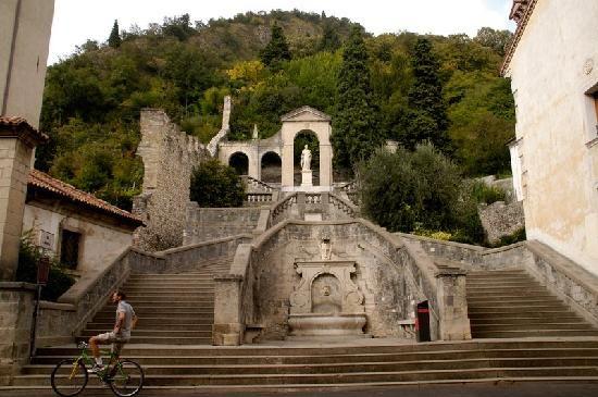 Vittorio, veneto, italy | Vittorio Veneto, Italy: Vittorio V.-la salita verso S.Augusta