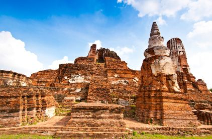 A mere 90-minute train ride north of Bangkok lies a sprawling series of ruins representing what served as the capital of Thailand for more than 400 years. While some areas are better preserved than others, Ayutthaya remains a fascinating glimpse into Thailand's history and is well worth checking out.