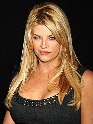 Kirstie Alley - love her! Any size!