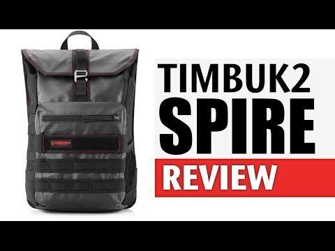 TIMBUK2 SPIRE Review - Simple, Cheap, Cycling Bag. - YouTube