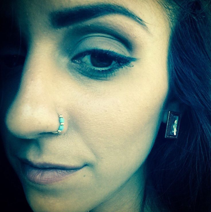 7 best Exotic all natural stone nose rings images on Pinterest ...