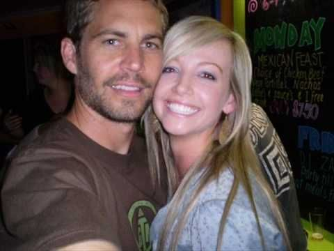 Paul Walker Girlfriend Rebecca McBrain: Mother of their Daughter Meadow Walker (Picture)..RIP bro...