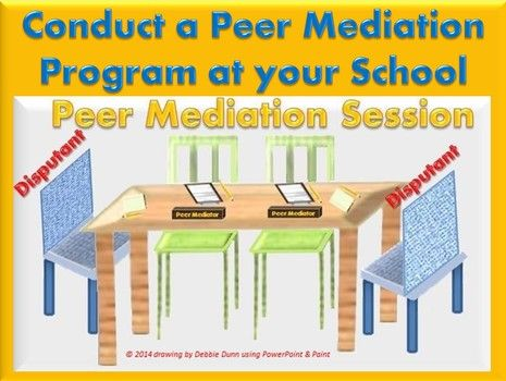 article concerning peer mediation