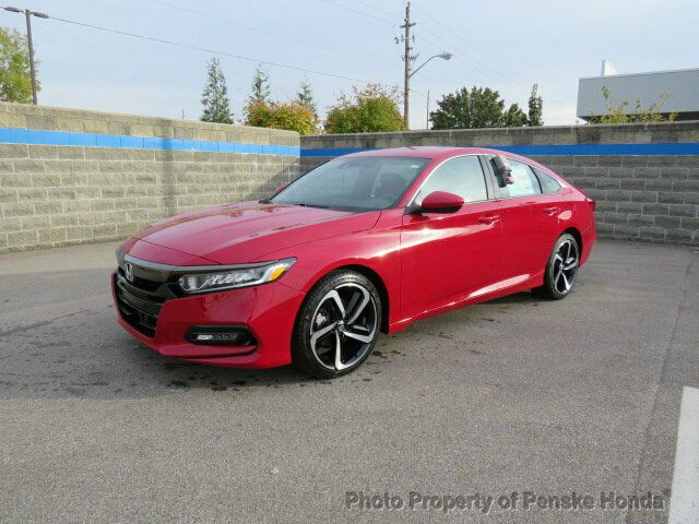 2020 Honda Accord Sedan Sport 1 5t Cvt Port 1 5t Cvt New 4 Dr Sedan Cvt Gasoline 1 5l 4 Cyl San Marino Red In 2020 Honda Accord Sport Honda Accord Accord Sport