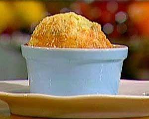 Smoked mackerel and goats cheese soufflé | Recipe