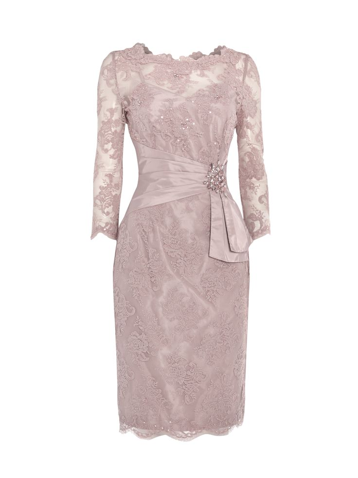 Blush Wedding Mother of the Bride Dresses