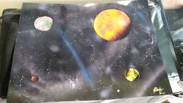Another Space painting