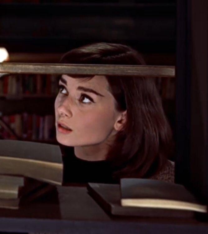 Audrey Hepburn in Funny Face