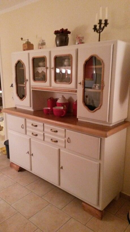 9 best wohnzimmer images on Pinterest | Old cabinets, Antique ...