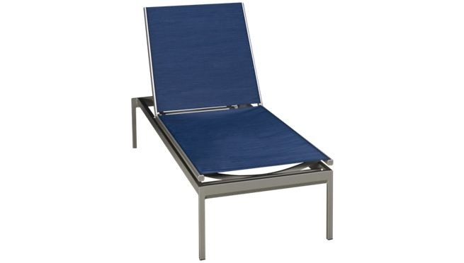 Tropitone cabana cabana chaise outdoor chaise for Cabana chaise lounge