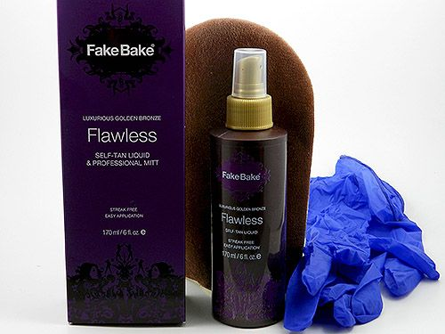 Fake Bake Flawless Self-Tanning Liquid Review!