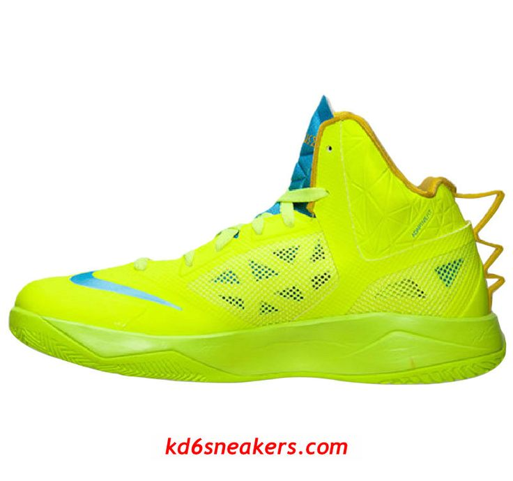 Nike Zoom Hyperfuse Basketball shoes #fashion
