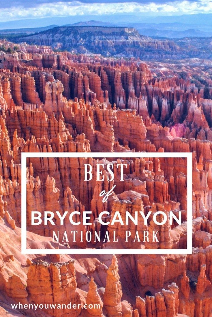 Best of Bryce Canyon National Park