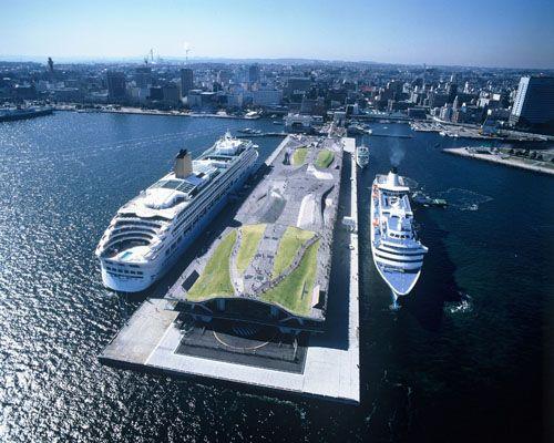 横浜港大さん橋 国際客船ターミナル 観光スポット 横浜市観光情報公式サイト - Yokohama Official Visitors' Guide