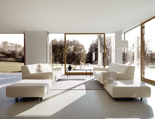 Cini Boeri Collection: Paying Particular Attention To How People Use Lounge  Seating, Cini Boeri Pictures Gallery
