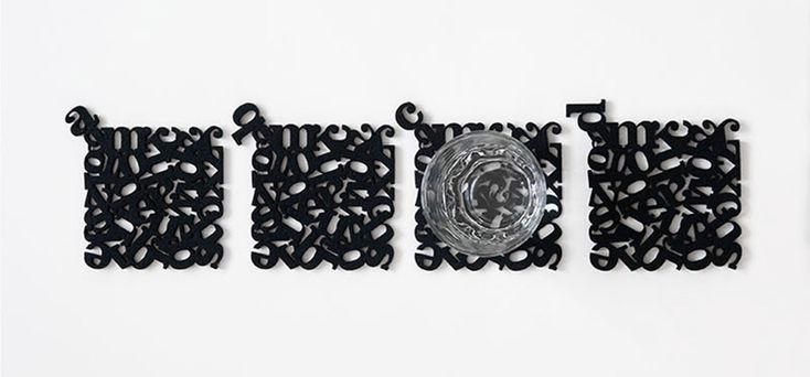 typographic textiles