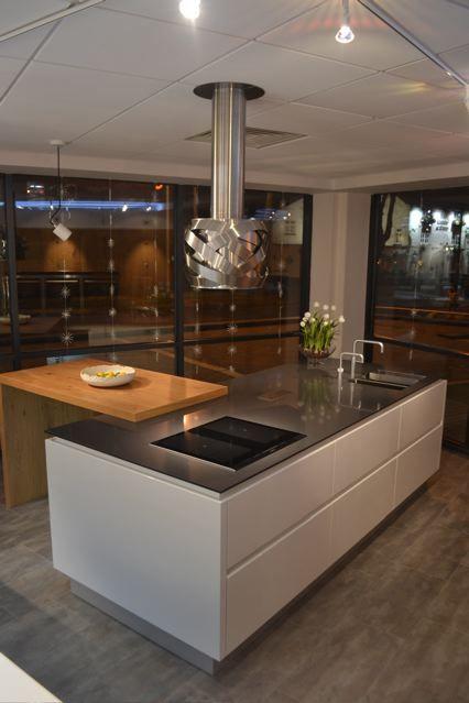 Campana extractora de isla pando i 470 cocinas con campanas pando pinterest modern kitchen - Campanas de cocina decorativas ...