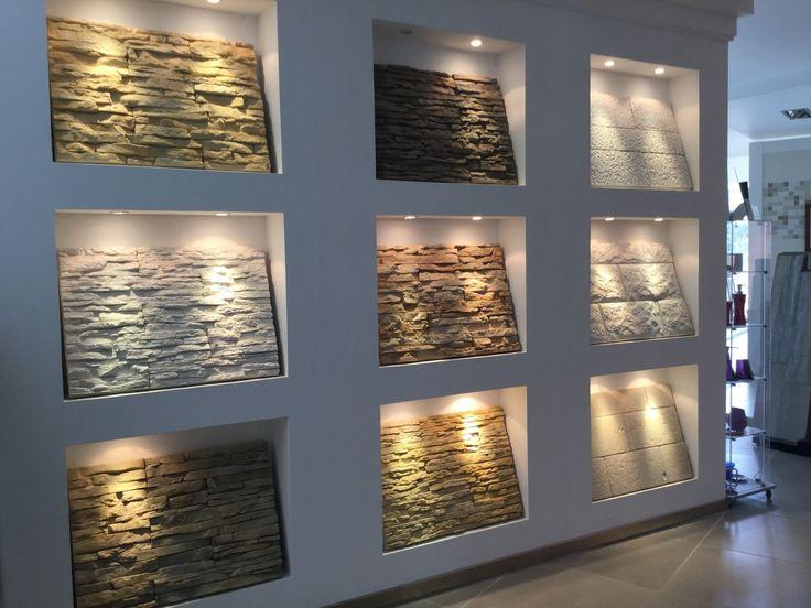 Oltre 25 fantastiche idee su muri in pietra su pinterest - Pietra naturale per rivestimenti interni ...