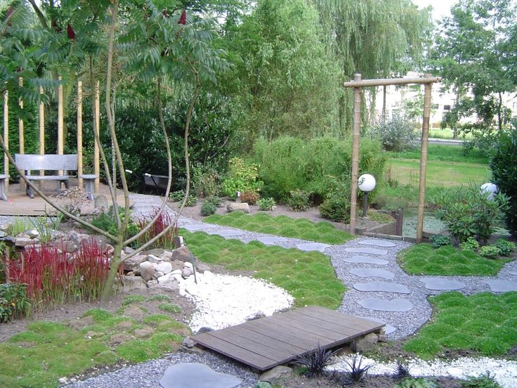 17 best images about stijl en sfeer in de tuin on pinterest gardens tuin and kyoto garden - Foto droge tuin ...