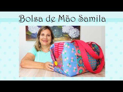 Bolsa de Mão Samila - YouTube