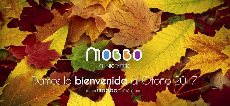 MOBBO clinicenter ®  Damos la BIENVENIDA al #Otoño 2017  TU BIENESTAR EN MOVIMIENTO #SaludyDeporte #AnalisisdeBiomecanica #Fisioterapia #Osteopatia #Rehabilitacion #MedicalGYM #fitness #Readaptacion #CardioSPORT #entrenamiento #Vascular #ClinicSPINE #HerniaDiscal #NeuroFIT #RehabilitacionNeurologica #UnidadDolorCronico #dolor #motivaciongym #salud #bienestar #vive #ejercicioterapeutico #deporte  CITA PREVIA: Avda. Portugal, 4 Huelva T. +34 959 10 22 00 www.mobboclinic.com
