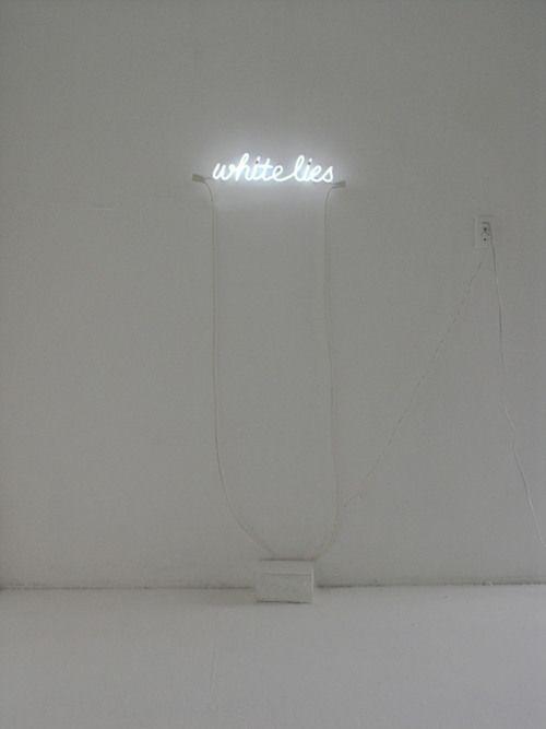 White Lights -- Installation