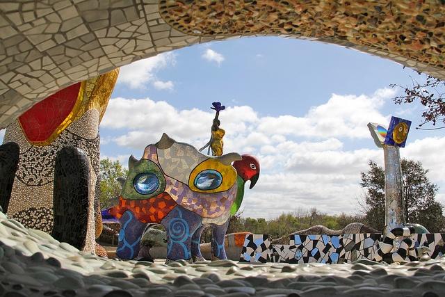 1000 Images About Niki De Saint Phalle On Pinterest Gardens Escondido California And Circles