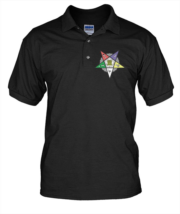 789 best masonic gear and ware images on pinterest for Order custom polo shirts
