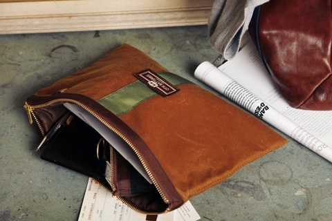 A travel pouch is a handy way to keep all of your travel documents organised.