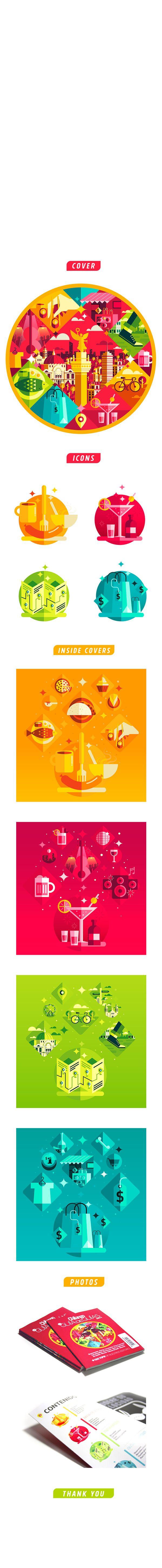 Chilango - Guia de Guias 2014 on Illustration Served