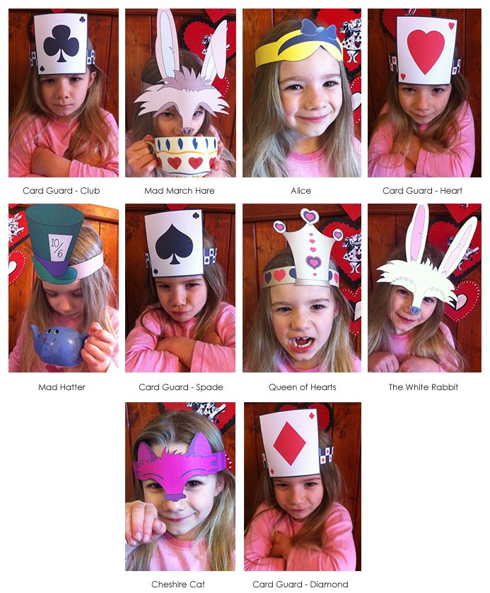 Mad Hatter Tea Party Hats - Mad Hatter Tea Party Ideas MAD-HATTER-HATS : Party Ideas UK ... PDF to purchase ... Could be an easy option!