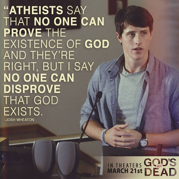 "Gods not dead!! Touching movie. The ""News Boys"" did a great job on the sound track"