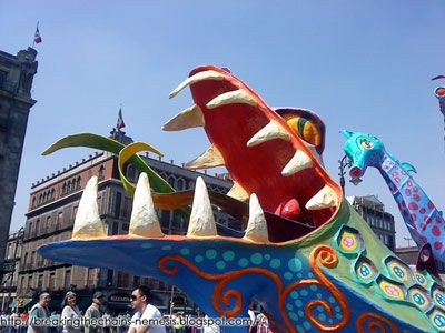 Los alebrijes son figuras que han tomado parte de la cultura popular mexicana, es común verlos en mercados artesanales y adornando lugares ...