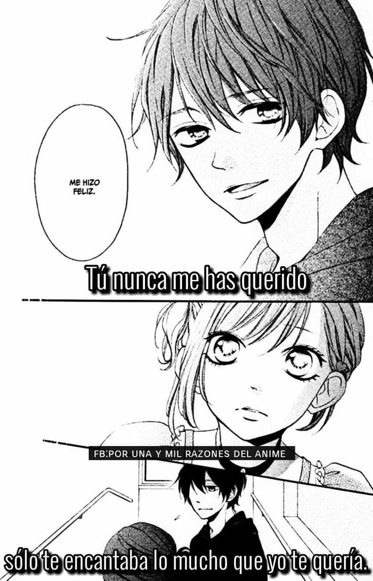 Pin de Gearless Joe en Frases Anime Frases emocionales