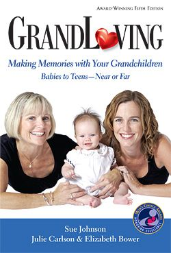 What New Grandparents Need to Know: Helpful Grandparenting Books