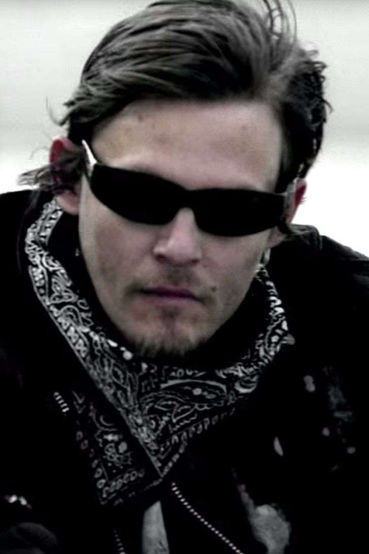 Never Forget That Time Norman Reedus Played Lady Gaga's Lover in a Music Video