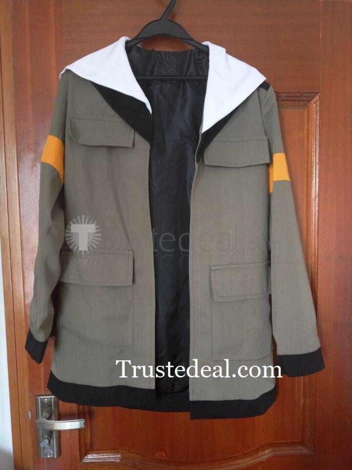 Voltron Legendary Defender Lance Jacket Cosplay Costume