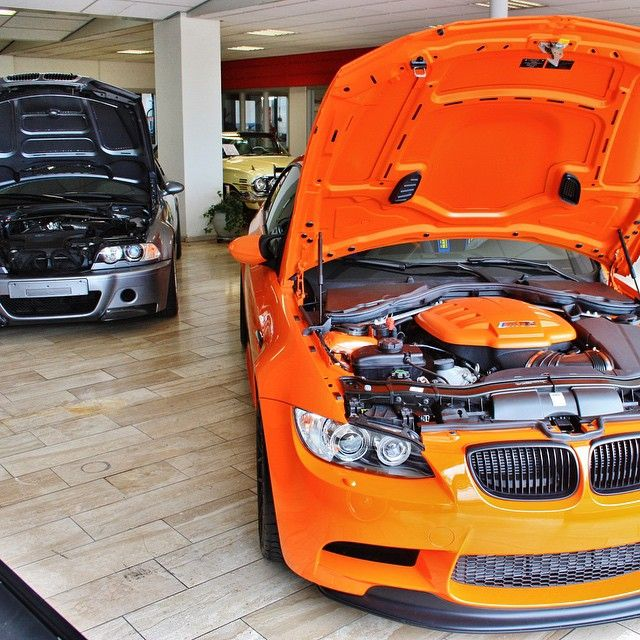 M Power Bmw M3 Gts E92 Limited M3 E46 Csl Awesome