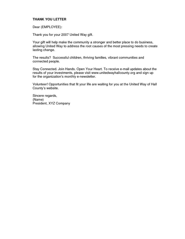 sample thank you note to boss 7 documents in pdf word thank you