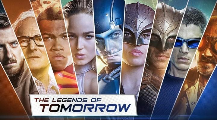 DC's Legends of Tomorrow Video - DC's Legends of Tomorrow: Their Time is Now | Watch Online Free