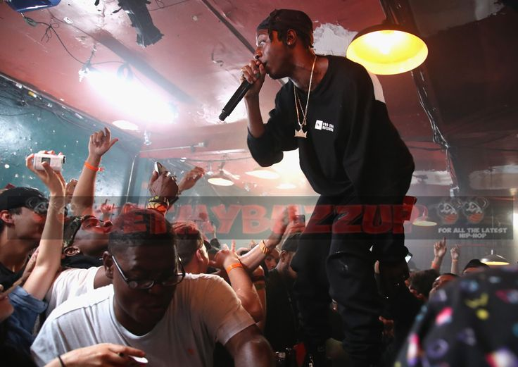 """New post on Getmybuzzup- Joey Bada$$ Feat. Nyck Caution at MTV's """"WONDERLAND"""" [Photos + Video]- http://getmybuzzup.com/?p=705636- Please Share"""