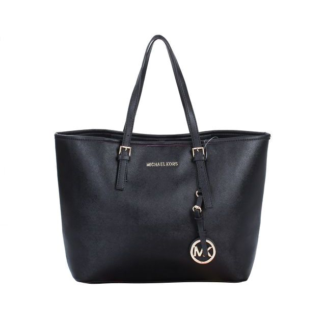 Perfect Michael Kors Jet Set Travel Large Black Totes, Perfect You