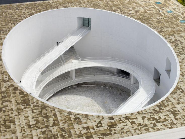 MA Andalucia | Andalucia Museum of Memory Granada, Andalucia Architect: Alberto Campo Baeza, 2006-2009