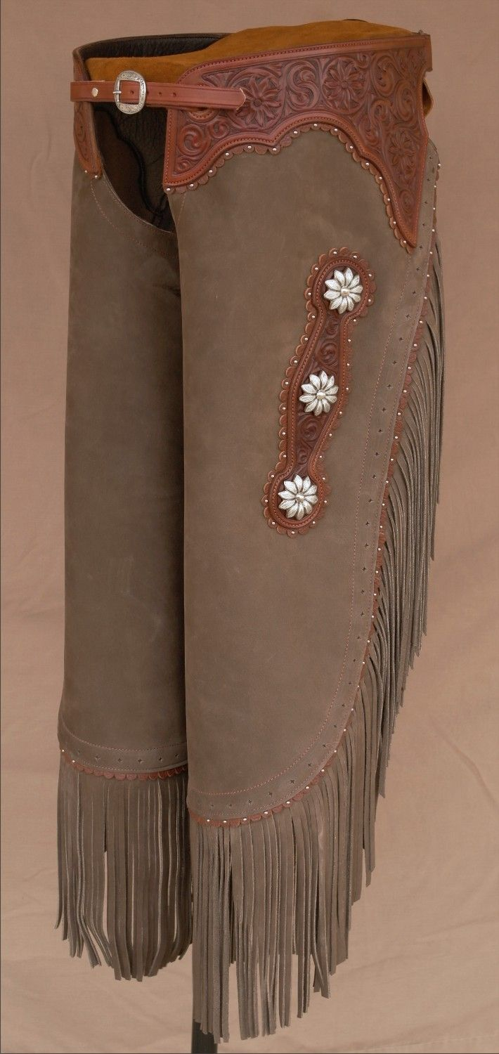 how to make a pair of chaps