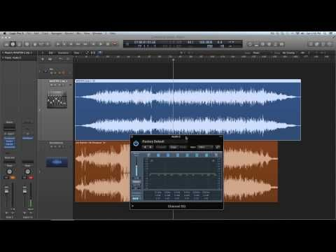 Logic Pro X Tutorial: How To Master Your Song - YouTube