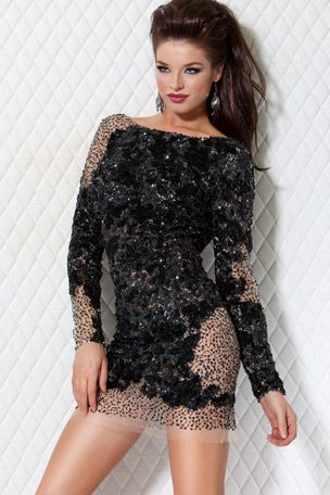 Jovani Mini Dresses