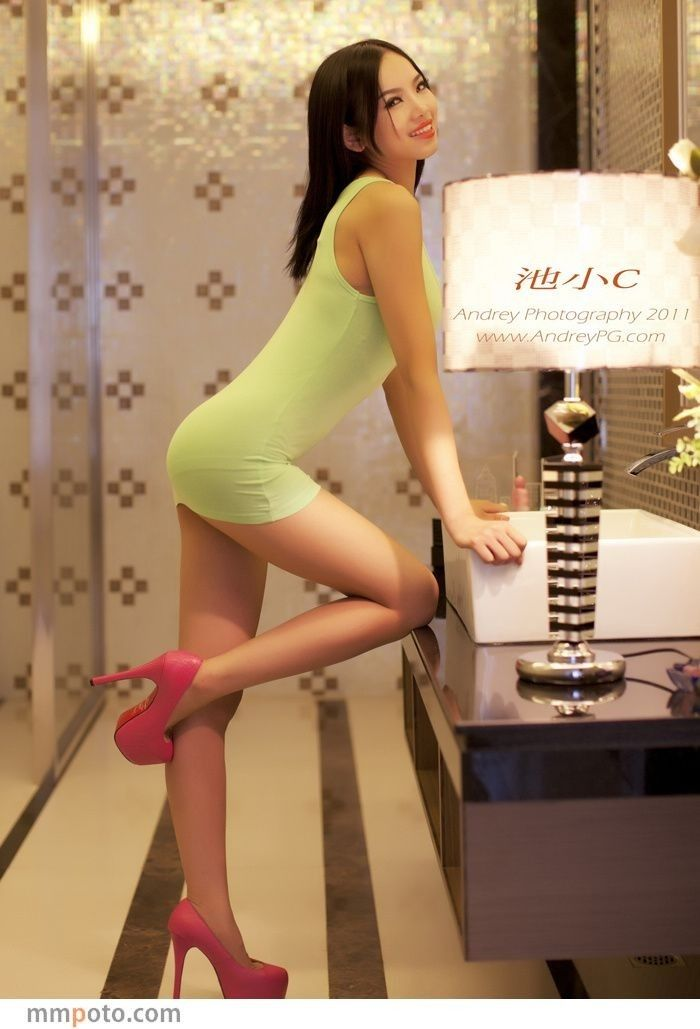 How Asian hot japanese girl high heels the valuable