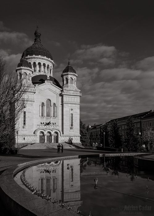 """Catedrala Ortodoxă Mitropolitana """"Adormirea Maicii Domnului"""" Cluj Napoca"""