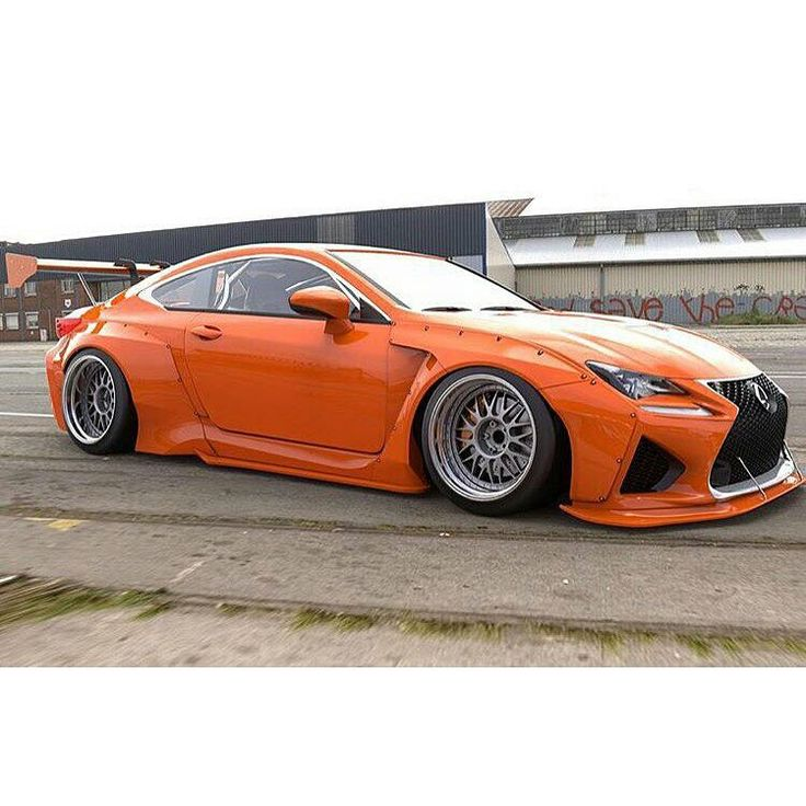 from @builttoorder -  More new Pandem Rocket Bunny goodness set for release at Sema next week with this Lexus RC F wide body.  Like all of the other Pandem Rocket Bunny kits about to be released, this one features the square shoulder guards to give sharper lines & a much more aggressive race car feel  What do you think of this latest release?  For this kit or any other Pandem Rocket Bunny wide body kits, contact us direct at sales@builttoorder.co  #rocketbunny #rocketbunnyaustralia…